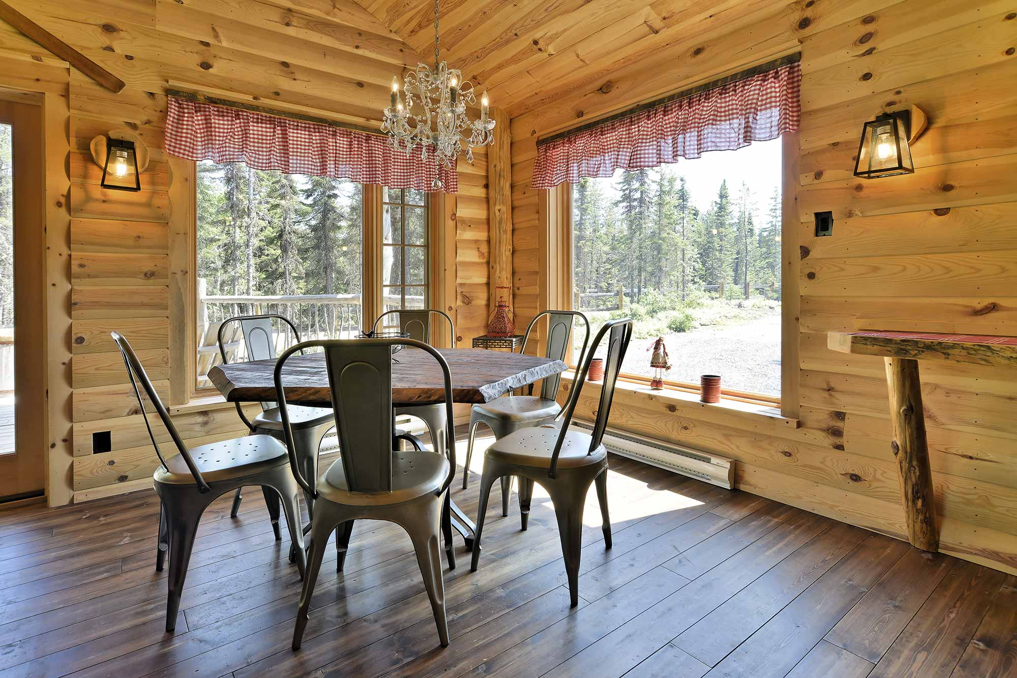 chalet louer dans charlevoix au qu bec canada le husky. Black Bedroom Furniture Sets. Home Design Ideas